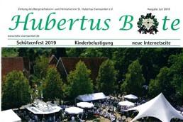 Hubertusbote 2019